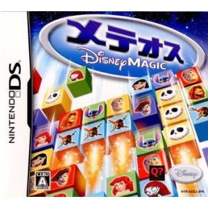 『中古即納』{NDS}メテオス ディズニー・マジック(20070426)|media-world