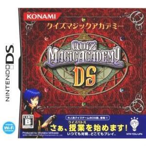 『中古即納』{NDS}クイズマジックアカデミーDS(20080912)|media-world