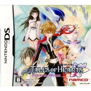 『中古即納』{NDS}テイルズ オブ ハーツ アニメムービーエディション(TALES OF HEARTS Anime movie edition)(20081218)|media-world