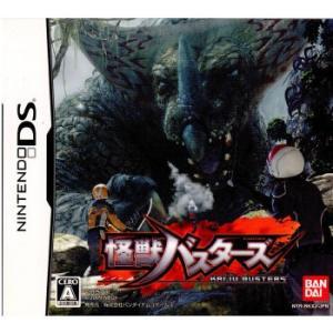 『中古即納』{NDS}怪獣バスターズ(KAIJU BUSTERS)(20091203)|media-world