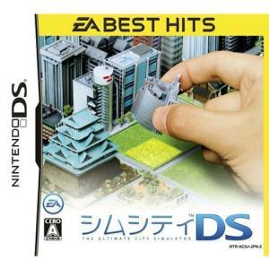 『中古即納』{NDS}シムシティDS EA BEST HITS(20080724)|media-world