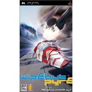 『中古即納』{PSP}wipEout purE(ワイプアウト ピュア)(20050407)|media-world