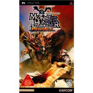 『中古即納』{表紙説明書なし}{PSP}モンスターハンターポータブル(MHP)(20051201)|media-world