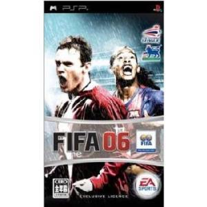 『中古即納』{PSP}FIFA 06(20051222)|media-world