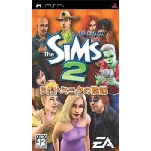 『中古即納』{PSP}ザ・シムズ2(The Sims 2) Dr.ドミニクの陰謀(20060209)|media-world