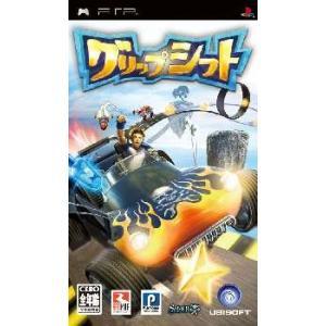 『中古即納』{PSP}グリップシフト(GripShift)(20060223)|media-world