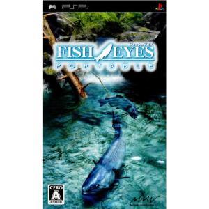 『中古即納』{PSP}フィッシュアイズ ポータブル(20060928) media-world