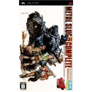 『中古即納』{PSP}メタルスラッグ コンプリート(20070222)|media-world
