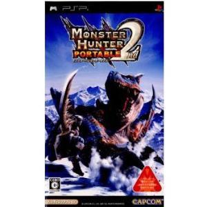 『中古即納』{PSP}モンスターハンターポータブル 2nd(MHP2)(20070222)|media-world