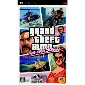 『中古即納』{PSP}Grand Theft Auto:Vice City Stories(グランド・セフト・オート・バイスシティ・ストーリーズ)(20071206)|media-world