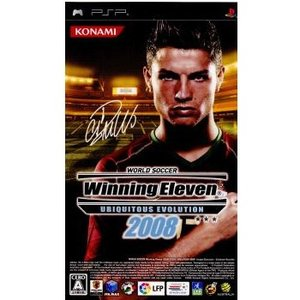 『中古即納』{表紙説明書なし}{PSP}Winning Eleven UBIQUITOUS EVOLUTION 2008 (ウイニングイレブン ユビキタスエヴォリューション2008)(20080124)|media-world
