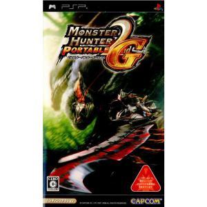 『中古即納』{PSP}モンスターハンターポータブル 2nd G(20080327)|media-world