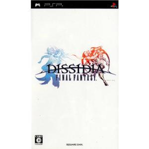 『中古即納』{PSP}ディシディア ファイナルファンタジー(DISSIDIA FINAL FANTASY/DFF)(20081218)|media-world