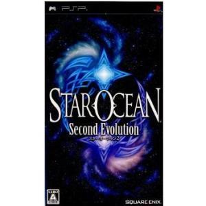 『中古即納』{表紙説明書なし}{PSP}スターオーシャン2 Second Evolution(セカンド エヴォリューション)(20080402)|media-world
