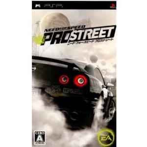 『中古即納』{表紙説明書なし}{PSP}ニード・フォー・スピード プロストリート(Need for Speed: ProStreet)(20080319)|media-world