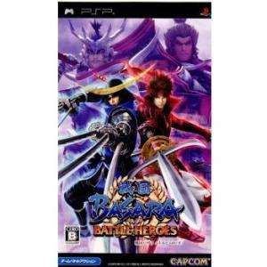 『中古即納』{PSP}戦国BASARA(バサラ) バトルヒーローズ(20090409)|media-world