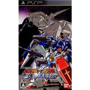 『中古即納』{PSP}機動戦士ガンダム ガンダムVS.ガンダム NEXT PLUS(ネクストプラス)(20091203)|media-world