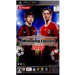 『中古即納』{表紙説明書なし}{PSP}ワールドサッカー ウイニングイレブン2010(20091210)|media-world