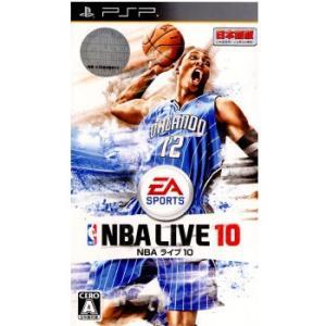 『中古即納』{PSP}NBA LIVE(ライブ) 10(20091105)|media-world