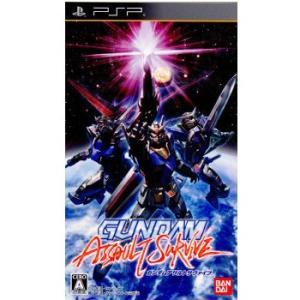 『中古即納』{PSP}ガンダムアサルトサヴァイブ(GUNDAM ASSAULT SURVIVE)(20100318)|media-world