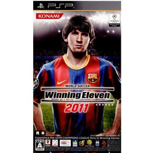 『中古即納』{表紙説明書なし}{PSP}ワールドサッカー ウイニングイレブン2011(ウイイレ2011)(20101118)|media-world