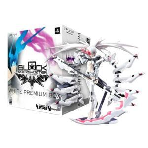 『中古即納』{PSP}ブラック★ロックシューター THE GAME ホワイトプレミアムBOX(限定版)(20110825)|media-world