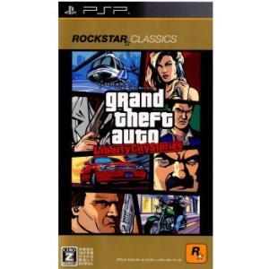 『中古即納』{PSP}ROCKSTAR CLASSICS Grand Theft Auto:Liberty City Stories(グランド セフト オート リバティーシティ ストーリーズ)(ULJM-05885)(20110721)|media-world