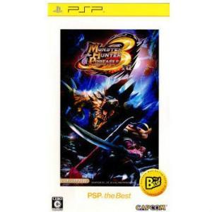『中古即納』{PSP}モンスターハンターポータブル 3rd PSP the Best(ULJM-08058)(20110922)|media-world