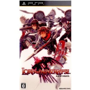 『中古即納』{PSP}LORD of APOCALYPSE(ロード オブ アポカリプス)(20111217) media-world