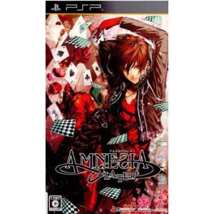 『中古即納』{PSP}AMNESIA LATER(アムネシアレイター) 限定版(20120315)|media-world