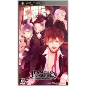 『中古即納』{表紙説明書なし}{PSP}DIABOLIK LOVERS(ディアボリック ラヴァーズ) Haunted dark bridal 通常版(20121011)|media-world