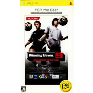 『中古即納』{表紙説明書なし}{PSP}ワールドサッカーウイニングイレブン9 ユビキタスエヴォリューション PSP the Best(ULJM-08009)(20060427)|media-world