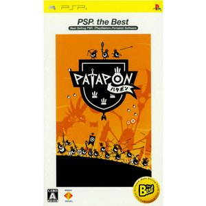 『中古即納』{PSP}PATAPON(パタポン) PSP the Best(UCJS-18027)(20080925)|media-world