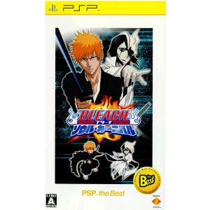『中古即納』{PSP}BLEACH(ブリーチ) 〜ソウル・カーニバル〜 PSP the Best(UCJS-18038)(20100114)|media-world