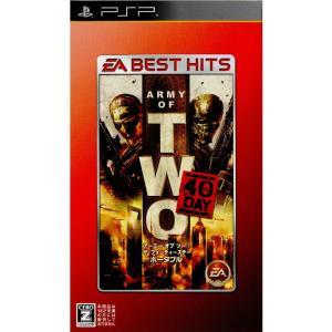 『中古即納』{PSP}EA BEST HITS アーミー オブ ツー:The 40th Day ポータブル(ULJM-05849)(20110317)|media-world