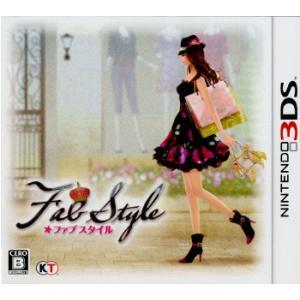 『中古即納』{3DS}FabStyle(ファブスタイル) 通常版(20111124)|media-world
