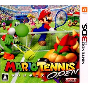 『中古即納』{3DS}マリオテニス オープン(20120524)|media-world