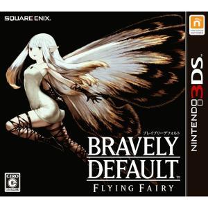 『中古即納』{3DS}BRAVELY DEFAULT -FLYING FAIRY-(ブレイブリーデフォルトフライングフェアリー )(20121011)|media-world