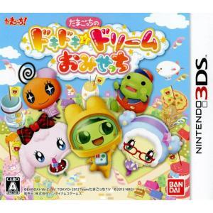 『中古即納』{3DS}たまごっちのドキドキ☆ドリーム おみせっち(20130523) media-world