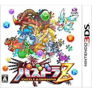 『中古即納』{3DS}パズドラZ(ゼット) PUZZLE&DRAGONS Z(20131212)|media-world