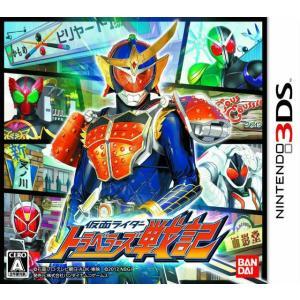 『中古即納』{3DS}仮面ライダー トラベラーズ戦記(20131128)|media-world