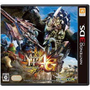 『中古即納』{3DS}モンスターハンター4G (モンハン4G)(20141011)|media-world