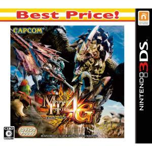『中古即納』{3DS}モンスターハンター4G Best Price!(CTR-2-BFGJ)(20150730)|media-world