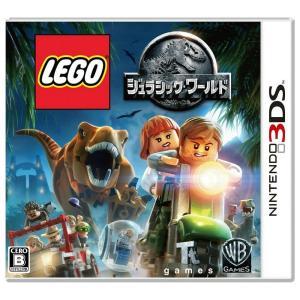 『中古即納』{3DS}レゴ LEGO® ジュラシックワールド(20151105)
