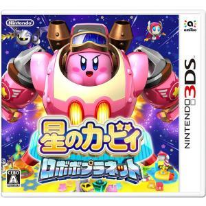 『新品即納』{3DS}星のカービィ ロボボプラネット(20160428)