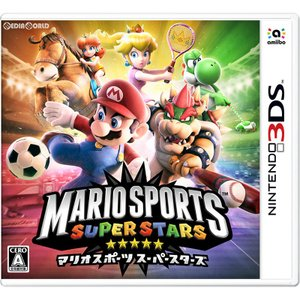 『中古即納』{3DS}マリオスポーツ スーパースターズ(20170330) media-world