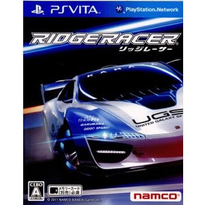 『中古即納』{PSVita}リッジレーサー(RIDGE RACER)(20111217)|media-world