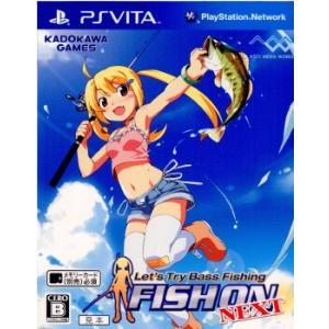 ■タイトル:フィッシュオン ネクスト(Lets Try Bass Fishing FISH ON N...