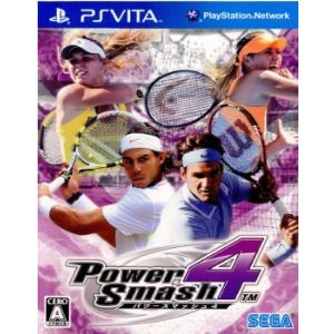 『中古即納』{PSVita}パワースマッシュ4(POWER SMASH4)(20111217) media-world