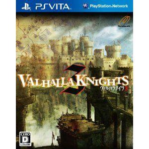 『中古即納』{PSVita}ヴァルハラナイツ3 VALHALLA KNIGHTS 3(20130523)|media-world
